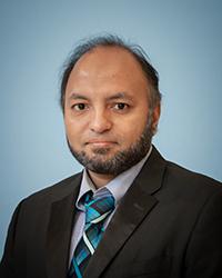 A photo of Md Shahrier Amin.