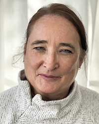 A photo of Andrea Doyle.
