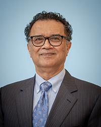 A photo of Nasir Khan.