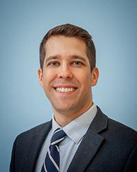 A photo of Matthew Zdilla.