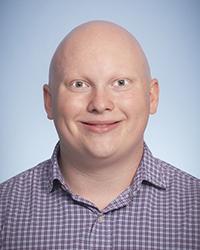 A photo of Seth Moomaw.