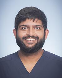 A photo of Vishal Patel.