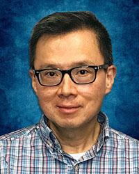 A photo of Peter Ang.