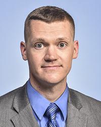 A photo of Adam Pauley.