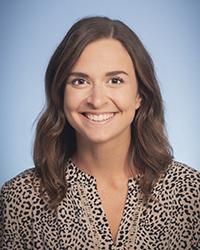 A photo of Brianna Fait.
