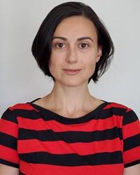A photo of Mariya Cherkasova.