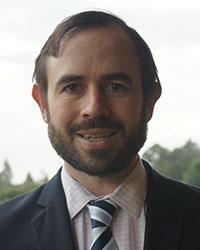 A photo of Benjamin Nemeth.
