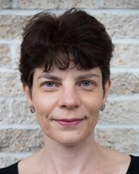 A photo of Marieta Gencheva.