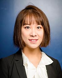 A photo of Yilin Cai.