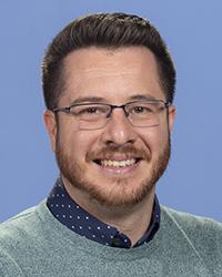 A photo of Joshua Hanna.
