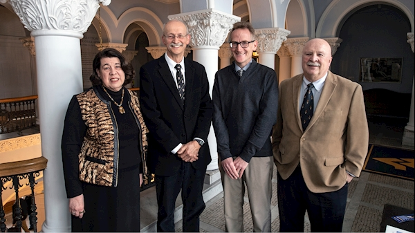 WVU faculty named 2018-2019 Benedum Distinguished Scholars