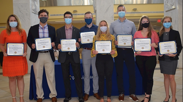 More than 50 scholarships awarded to dentistry and dental hygiene students