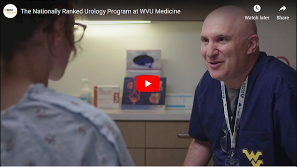 WVU Medicine urology program earns national recognition