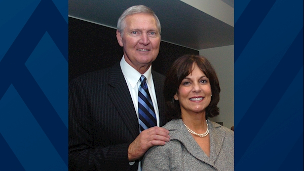 "Karen and Jerry West donate to WVU Medicine Children's ""Grow Children's"" Capital Campaign"