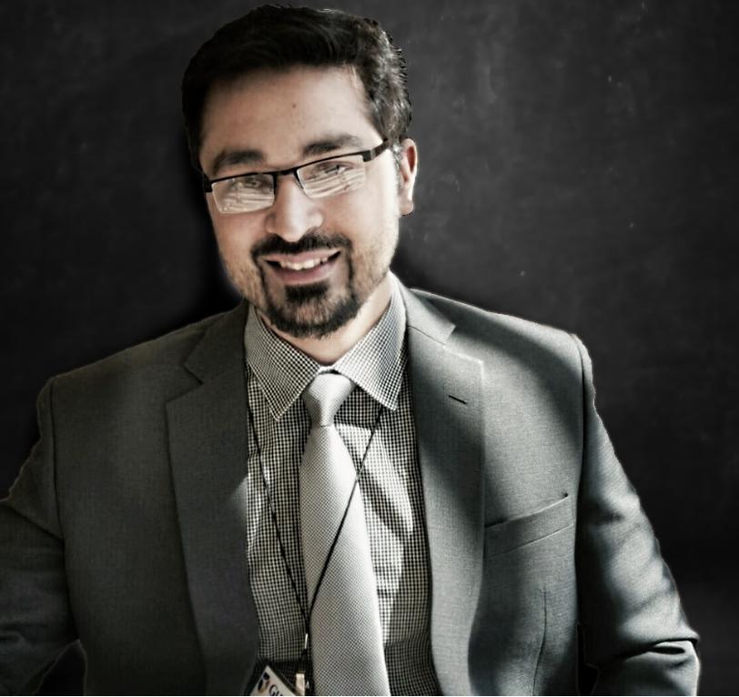 Photo of Safi Kahn