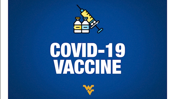 WVU administers first doses of COVID-19 vaccine