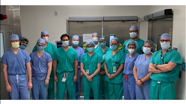 ASSET course for surgical residents at WVU Morgantown