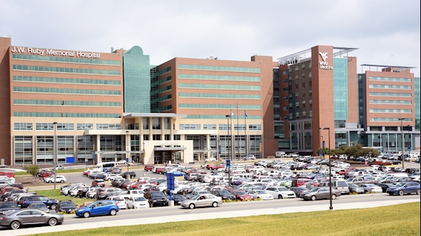 WVU Medicine J.W. Ruby Memorial Hospital awarded nuclear medicine accreditation