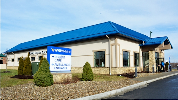 WVU Medicine Urgent Care in Morgantown receives reaccreditation from the Urgent Care Association