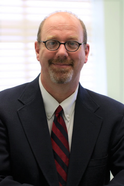 Dr. Steven B. Whitaker is an interim chair with the dental school.