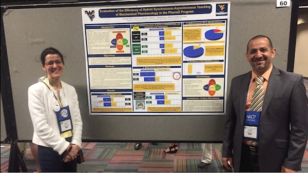 2019 American Association of Colleges of Pharmacy (AACP) Meeting