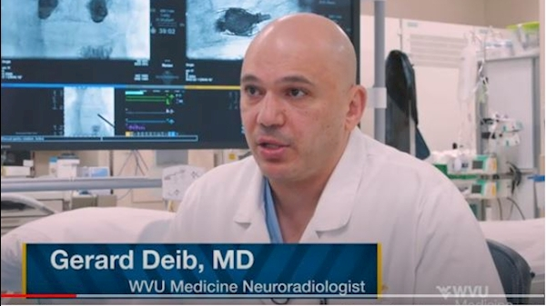 WVU Medicine Health Report - SpineJack Vertebral Repair
