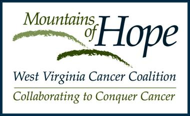 Logo of Mountains of Hope Cancer Coalition
