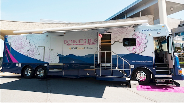 Bonnie's Bus to offer mammograms in New Cumberland, Newell, and Pine Grove