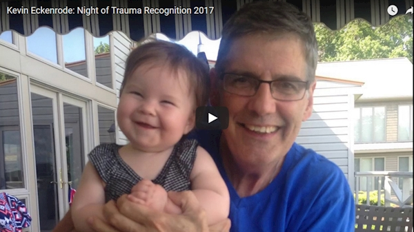 Patient survives boating accident, thanks to Trauma Center team, attitude