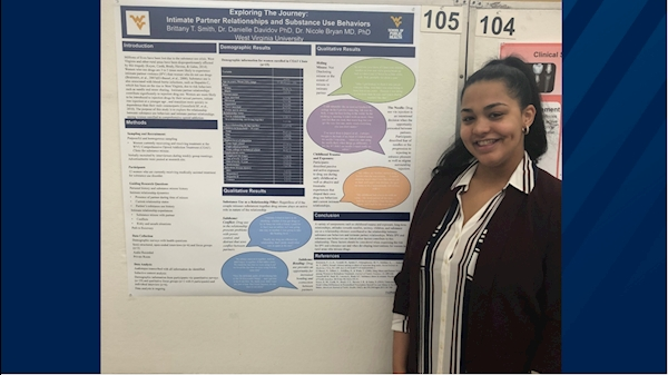 Public Health undergraduate to present at national conference