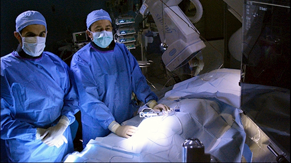WVU Heart and Vascular Institute one of 25 worldwide to perform new procedure