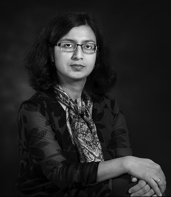 Nilanjana Dwibedi, assistant professor at the WVU School of Pharmacy