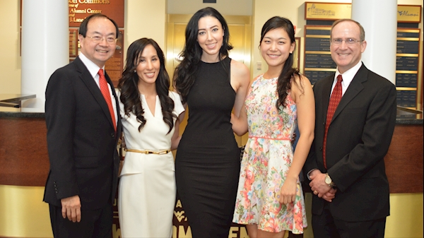 Orthodontics program graduates three accomplished dentists