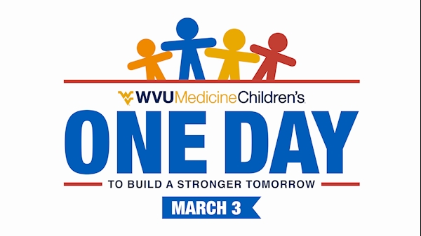 WVU Medicine Children's, Nexstar partner for Mediathon on March 3