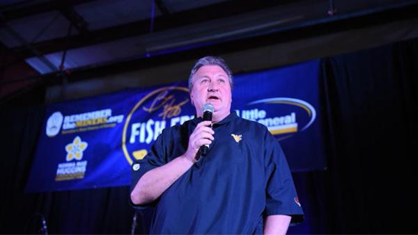2021 Coach Bob Huggins Fish Fry