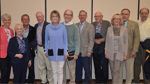 Dental school alumni association celebrates with reunion