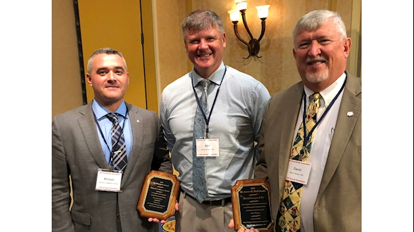 WVU School of Pharmacy alumni earn awards at WVPA annual convention
