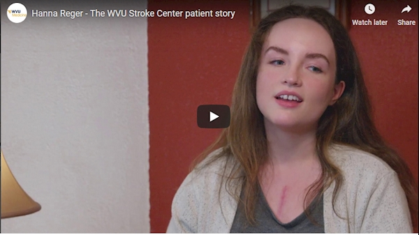 Stroke team assists 17-year-old with rare condition