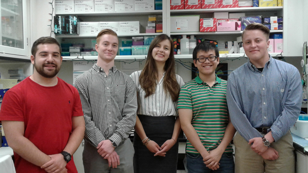 WVU Cancer Institute Summer Undergraduate Research Program now accepting applications