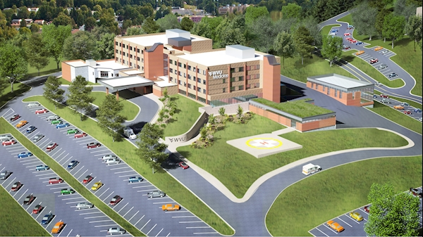 New programs, more beds, and a new life coming to Fairmont Medical Center