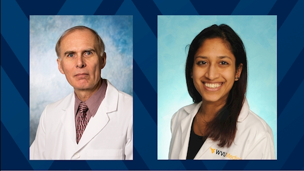Steven Coutras, M.D., and Rusha Patel, M.D.