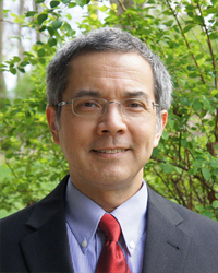 Dr. Ramon Alfredo C. Siochi, PhD, DABR, FAAPM - head and shoulders shot.