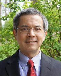 Dr. Ramon Alfredo C. Siochi, PhD, DABR, FAAPM - head and shoulders shot.