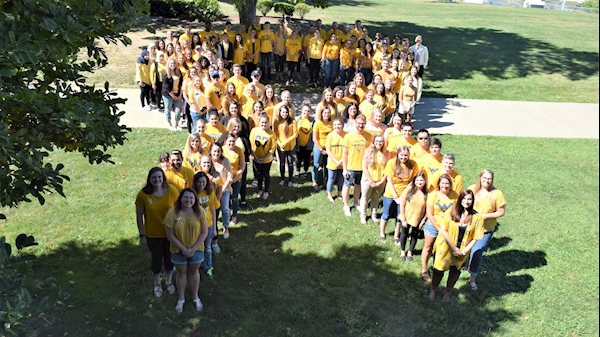 WVU pharmacy student finds purpose through courageous battle with childhood cancer