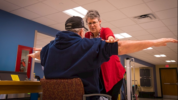 'No such thing as a little bit of pain:' More cancer patients could benefit from rehabilitation, WVU researcher says