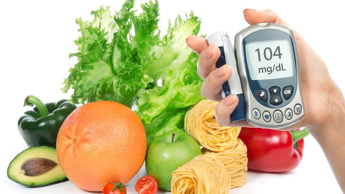 Диета при сахарном диабете, меню и рецепты