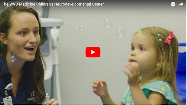 Introducing the WVU Medicine Children's Neurodevelopmental Center