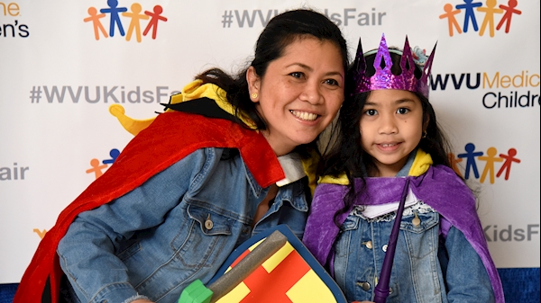Photo gallery from WVU Medicine Children's Kids Fair available