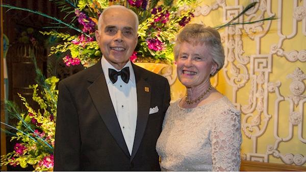 Retired doctor establishes WVU School of Medicine scholarship