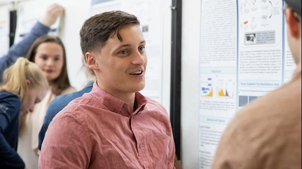 WVU School of Medicine undergrads showcase research